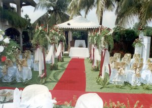 Catering Features & Menu's