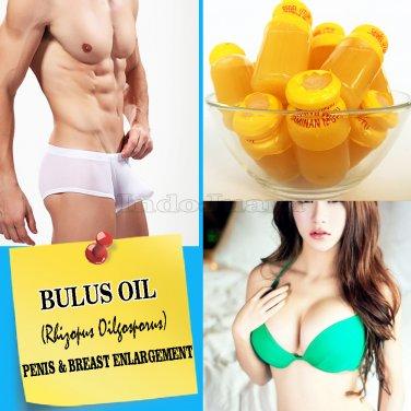 2 x 10ml BULUS TURTLE OIL Penis Enlargement Grow Longer Thicker Plump Sexy Breast