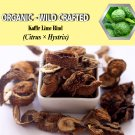 8 Oz/227g KAFFIR LIME RIND Citrus Hystrix Organic Dried Herbs Wild Crafted 100% Fresh