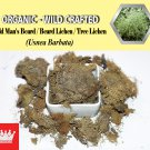 8 Oz / 227g Old Man's Beard Beard Lichen Tree Lichen Usnea Barbata Organic Wild Crafted