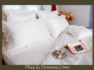BUNGA - Personalized Bedsheet set - King, Queen size