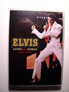 Elvis: Aloha From Hawaii Special Edition DVD  1973 concert
