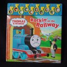 Thomas & Friends NEW Rockin on the Railway Play a Song Book Buy it now $9.99