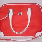 DVF Diane Von Furstenberg Carry-on Travel Weekend Bag Logo Lining Buy $19.99