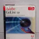 Adobe Go Live 5.0 UPGRADE Brand new sealed  buy it now $9.99