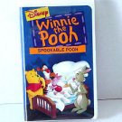 Winnie the Pooh - Spookable Pooh (VHS, 1996)  Buy it Now $2.99
