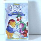 WINNIE THE POOH SEASONS OF GIVING VHS TAPE CLAM SHELL Buy it Now $2.99