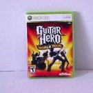 Guitar Hero WORLD TOUR Xbox 360 Buy it now $5.99