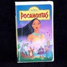 POCAHONTAS VHS 1996 Walt Disney Masterpiece Rare first release Buy it now $2.99