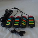 Playstation 2 Buzzer Controllers, set of 4 Buy it $9.99