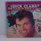 1950's - 60's Rock -, Dick Clark  20 Years of Rock N' Roll 2 LP Records $2.99