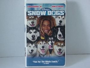 Snow Dogs VHS, 2002 Buy it now $2.99