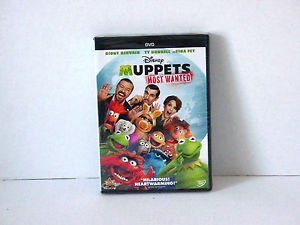 Muppets Most Wanted Movie, Factory Sealed, New,