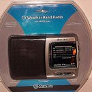 Vexrta  TV Weather Band Radio WIth AM/FM Tuner New Sealed Pkg Buy it now $19.99