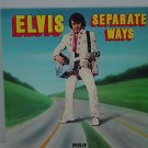 Elvis Separate Ways 1 LP Record   $4.99
