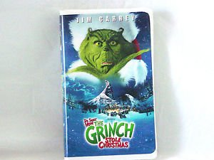 How The Grinch Stole Christmas [VHS] Buy it $2.99 with flat rate shipping $2.60