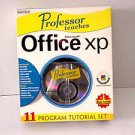 PROFESSOR TEACHES   MICROSOFT  OFFICE XP  BUY IT NOW FOR $4.99
