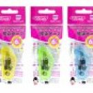 """Fullmark Model D Correction Tape, 0.2"""" X 236 Inches each, 20-pack"""