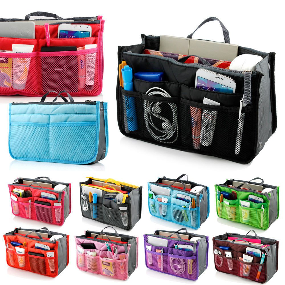 Multifunction Makeup Organizer Bags Women Cosmetic Bags Travel Organizer Bag