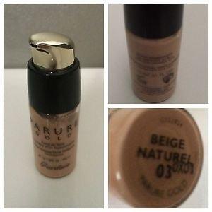 Guerlain Parure GOLD 03 Beige Naturel Foundation Tst New