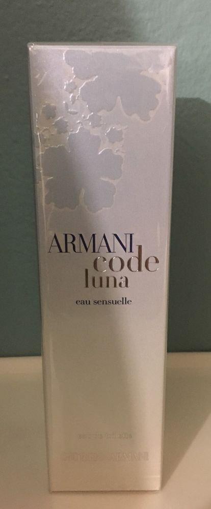 Armani Code LUNA Eau Sensuelle EDT 2.5 New