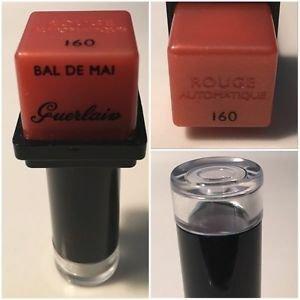 GUERLAIN Rouge Automatique Lipstick, 160 Bal De Mai, New Tst