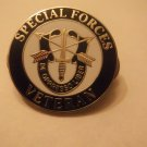 SPECIAL FORCES VETERAN PIN