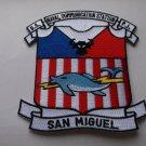 Naval Communication Station San Miguel Patch