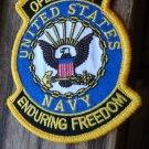 OEF U.S. NAVY SHIELD PATCH