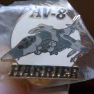 AV-8 HARRIER CAMO PLANE PIN