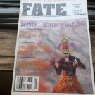 FATE MAGAZINE AUGUST 1990 ISSUE 485 BACK ISSUE