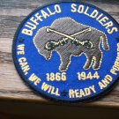 BUFFALO SOLDIERS 1866-1944 PATCH