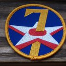 USAAF 7TH AIR FORCE PATCH