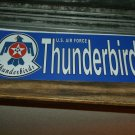 THUNDERBIRDS BUMPER STICKER