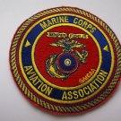 Aviation Association USMC Patch
