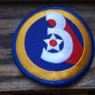 USAAF 3RD AIR FORCE PATCH
