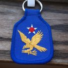 USAAF 2ND AIR FORCE KEY RING