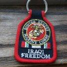 IRAQI FREEDOM USMC KEY RING