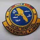 U.S. Naval Hospital Jacksonville, Florida Patch
