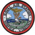 Naval Air Station Norfolk Virginia Patch