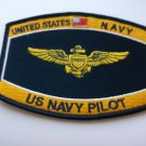 U.S. Navy Pilot Wings Patch