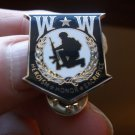 WOUNDED WARRIOR PIN