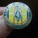 SPECIAL FORCES VIETNAM VETERAN PIN
