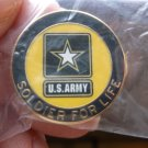 U.S. ARMYSOLDIER FOR LIFE PIN