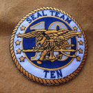 SEAL TEAM 10 PATCH