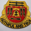 5th Field Artillery Battalion Patch