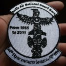 USAF 144th Fighter Innteceptor Squadron Kulis Air National Guard  Patch
