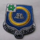 41st Infantry Regiment Patch