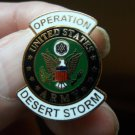 OPERATION DESERT STORM US ARMY PIN