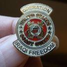 OPERATION IRAQI FREEDOM US COAST GUARD PIN